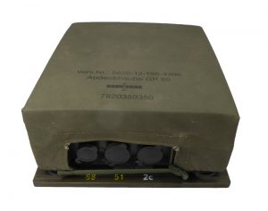 Grundplatte GP 80 mit Abdeckhaube