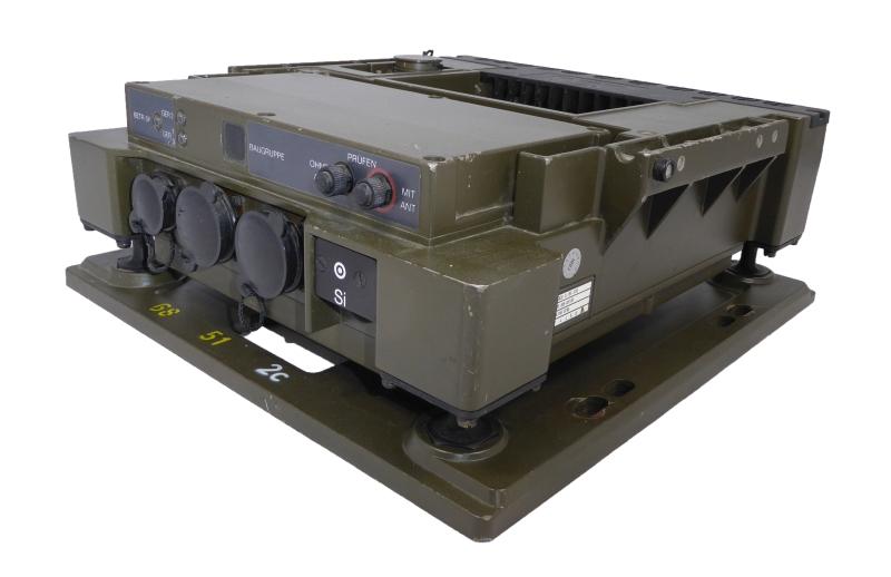 Grundplatte GP 80