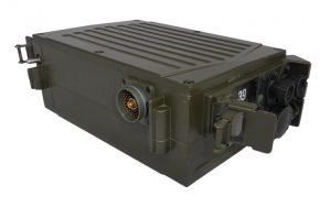 Grundgerät A/VHF -Rückseite