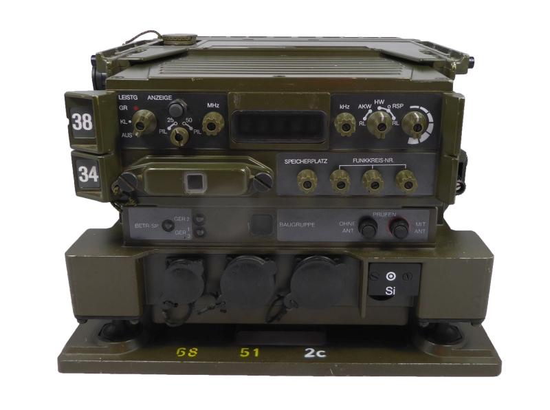 Funkgerät SEM 90 auf Grundplatte GP 80