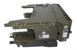 Steckrahmen ST 80 mit Leistungsverstärker LV 90