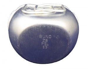 Becher Unterseite LSHD Feldflasche